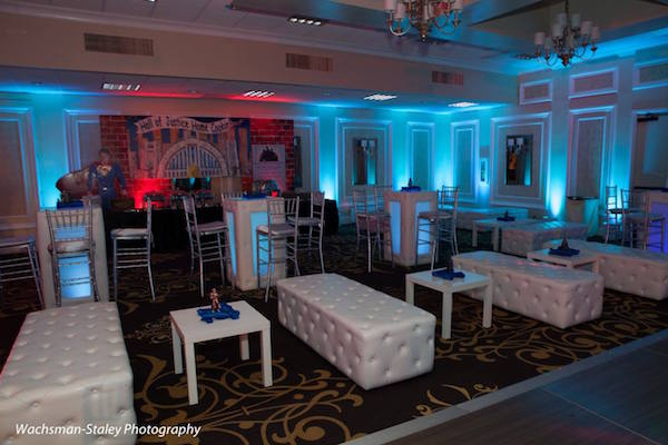 Pacific Event Services, Special Event Lighting, Lighting, Mitzvahs, Halloween, DC, Marvel, Comics