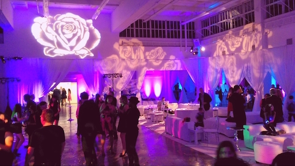 Event, Event Lighting, Pacific Event Services,  Special Event, Wedding