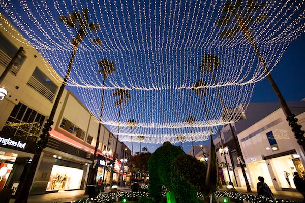 Lighting, Santa Monica, Holidays, Event Lighting, Tree Lighting