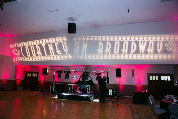 Pacific Event Services, Special Event Lighting, Lighting, Mitzvahs, Halloween, Broadway