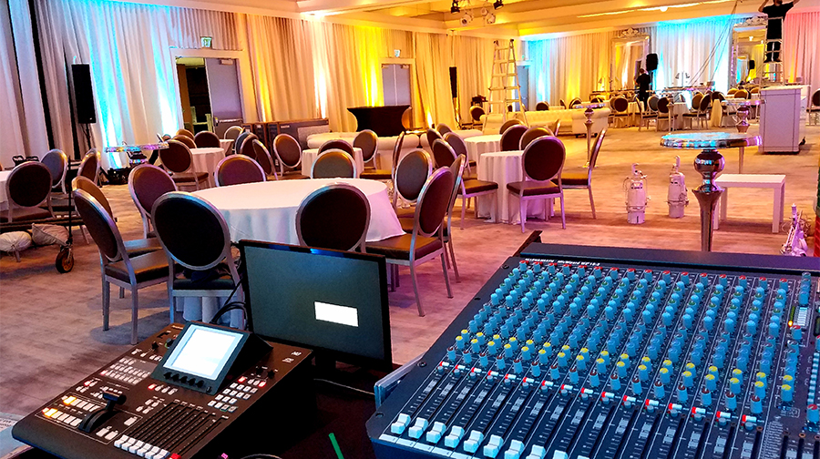 technical production pacific event services